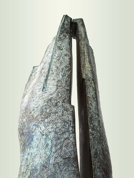 Sculpture, title: Cathedral 3