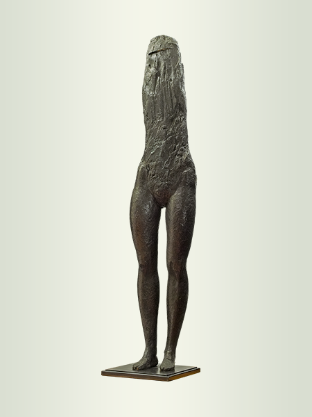 Sculpture, title: Cathedral 2