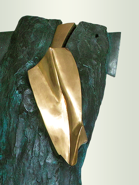 Sculpture, title: Madonna 2