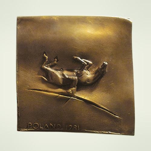 Medal, title: FIDEM Poland