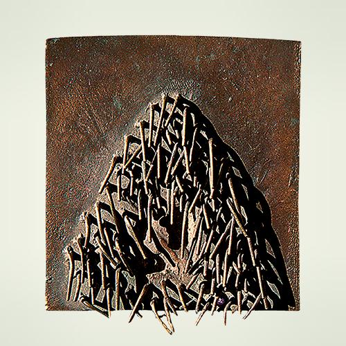 Medal, title: Haystack