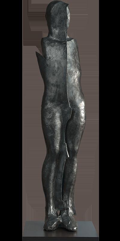 Rzeźba, tytuł: Ona