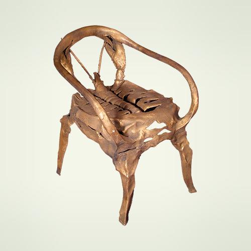 Designer object, title: Lobster