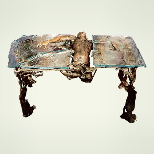 Obiekt sztuki, tytuł: Ikar