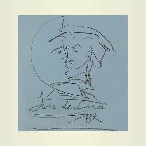 Obiekt sztuki, tytuł: Soir de Lune Sisley