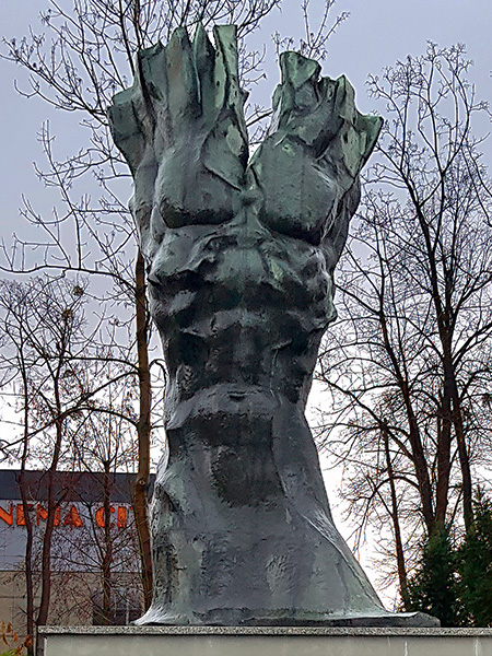Rzeźba, tytuł: Alicja Habsburg